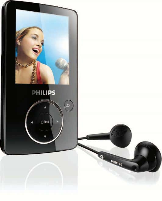 Congratulations on your purchase and welcome to Philips! To fully benefit from the support that
