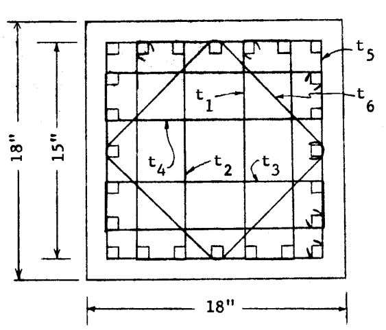 for tie size and spacing are identical to those in Example 3. 4.3 Ground-Supported Slabs 10