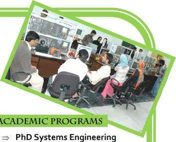  PhD Systems Engineering