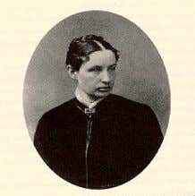 Josephine Shaw Lowell Founder of New York's Charity organization