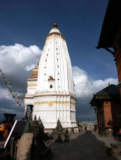 II. Shikhara Style(Indian Influence) Pagoda Style `` ARCHITECTURE IN NEPAL Shikhara Style Monday, March 23, 2015