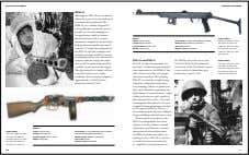 INFANTRY EQUIPMENT INFANTRY EQUIPMENT PPSh-41 Although the PPD-40 was an effective submachine gun, it was