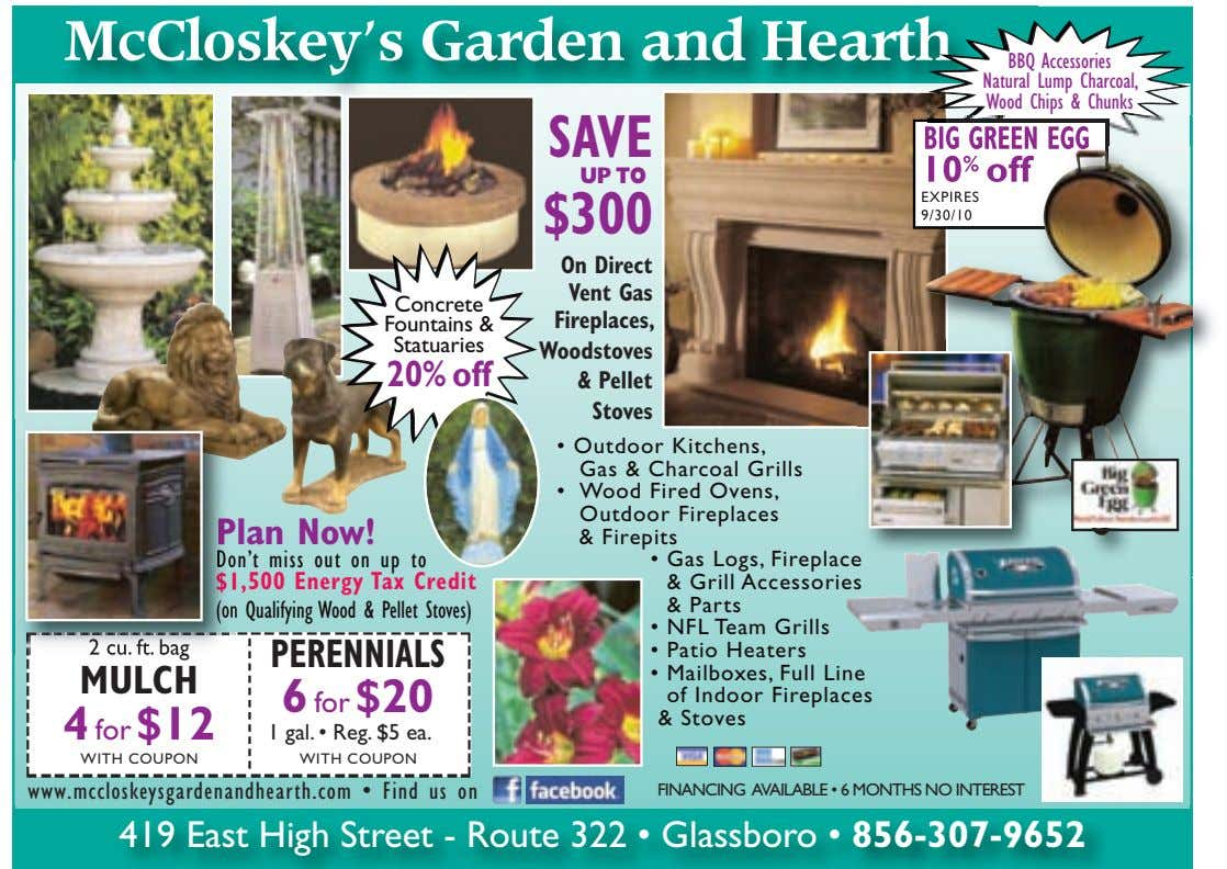 McCloskey's Garden and Hearth BBQ Accessories Natural Lump Charcoal, Wood Chips & Chunks SAVE BIG