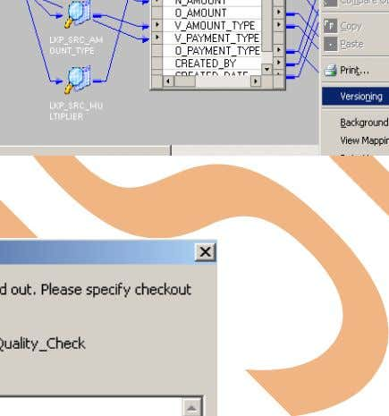 on mapping window for Check out, and select Check O ut. Step-13 Give comment. www.bispsolutions.com Page