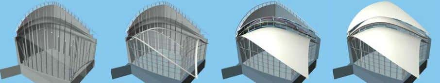 the transportation of the roof segments in open containers Figure 18-19. The Great Hall roof wings