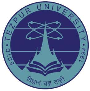 T ezpur U niversity A F inal S emester project presented for the degree of