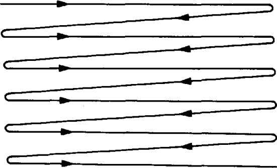 mally take between a quarter to one second for each line. Fig 8 Assumed reading eye