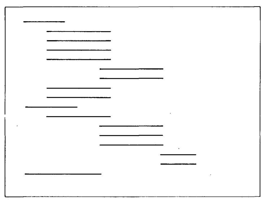 NOTING B Standard list structure - order-of-importance-based Fig33 Standard forms of'good' or 'neat'