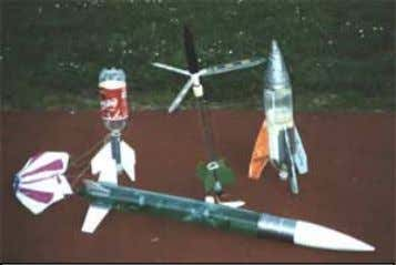 Copied/adapted by rocket enthusiasts all over the world. Ref: Water Rocket Annex The Water Rocket Garage