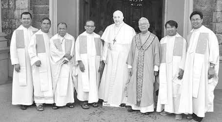 CBCP Monitor Vol. 18 No. 21 October 13 - 26, 2014 News Features A3 Speakers ask