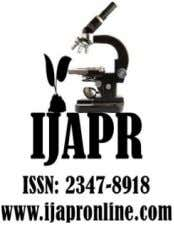 Research ( IJAPR ) www.ijapronline.com Review Article Vol. ( ): - ; ISSN: - Rice quality
