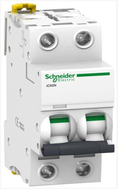 Acti9 ● Disjuntores ≤ à 63 A são especificado iC60 Schneider Electric – Channel Software –