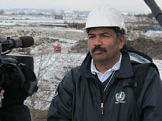 Muralee Thummarukudy Chief Disas ter Risk Reduction at United Nations Environment Programme Incumbent Assumed office