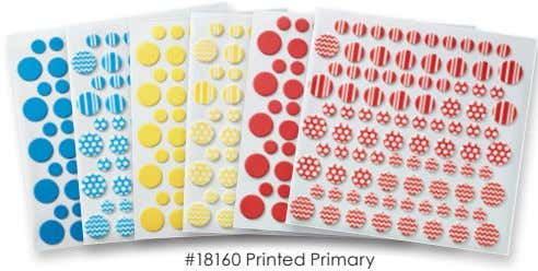 #18160 Printed Primary