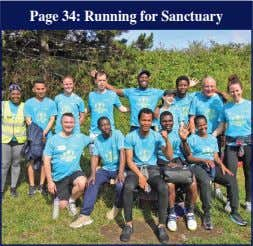 Page 34: Running for Sanctuary