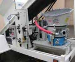 machine Batches dry sand and cement Diesel engine American Owned | American Built 888.349.2950 | www.airplaco.com