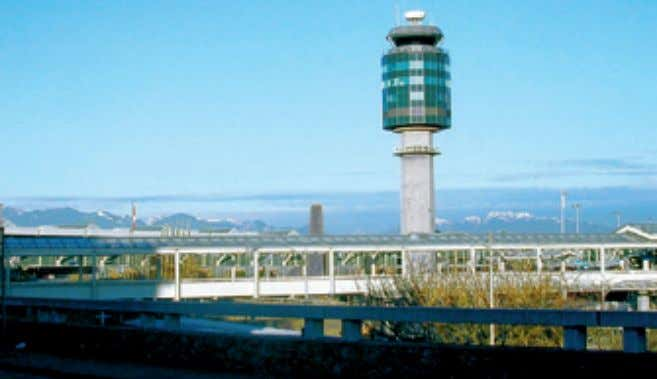 additional seismic event stability for Terminal Building Owner Vancouver International Airport Authority, BC, Canada