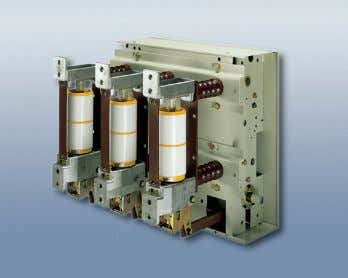 voltage 17.5 kV Rated short-circuit breaking current 31.5 kA VAA vacuum circuit-breakers Rated voltage 12 kV