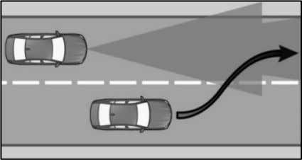 such as cut-ins, cut-outs and crossing path collisions. If a vehicle driving ahead of you suddenly