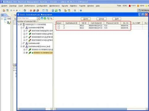 CA coordination cell. Figure 4 - 17 Configuration Completed 4.4.1.5 Configuring PUCCH 1b Purpose Configure the
