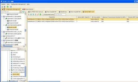 List Window button , and Service MAC window is shown below. 2. In Service MAC window,