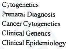 Cj10gQerics PrenatalDiagnosis CancerCytogenetics Clinical Generics ClinicalEpidemiology