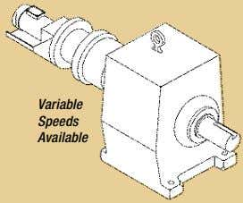 Variable Speeds Available