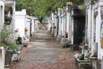 to provide stormwater protection and reduce flooding possibilities  Protection of the City's historic cemeteries