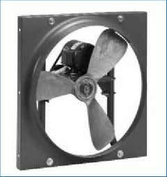 "General Ventilation Fans to 1/2"" SP  Duct Fans to 1 1/4"" SP  Duct Axial"