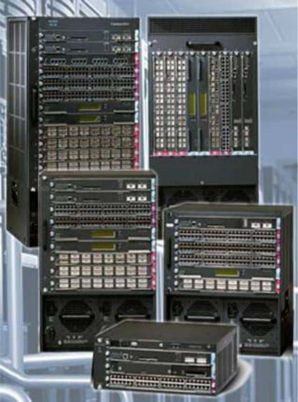 Catalyst 6500 delivers innovations in the core, integrated datacenter, and the wiring closet