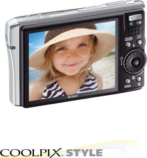 Shoot and share in fabulous style. Key Features 8.1 Megapixels for stunning prints as large as