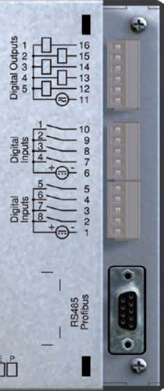 the article number 2744380 (Janitza article no. 13.10.539). DSUB socket for Modbus or Profibus Fig. UMG511