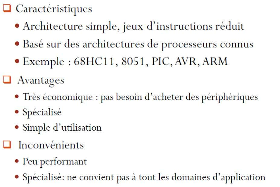 1. Introduction  Les µC : 11/72