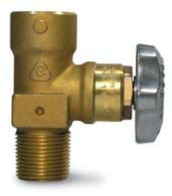 Council of European Union Standard for Gas Cylinder valves ORDERING INFORMATION Part Number CGA Outlet Outlet