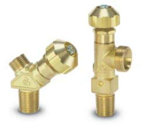Seal B and MC Acetylene Cylinder Valves Key features • Handwheel design permits easy access to