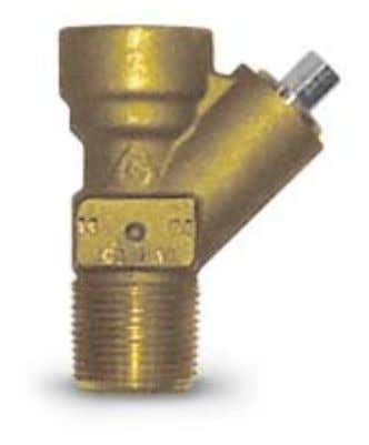 and Inlet Connections Standard for Gas Cylinder valves ORDERING INFORMATION Part Number CGA Outlet Outlet