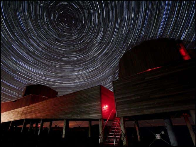 in the past four years as we run around 25 events per month. Image: Kielder Observatory
