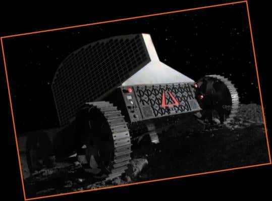 philosophy of space being accessible to everyone. Astrobotic's polar rover, Polaris. www.astronomy -