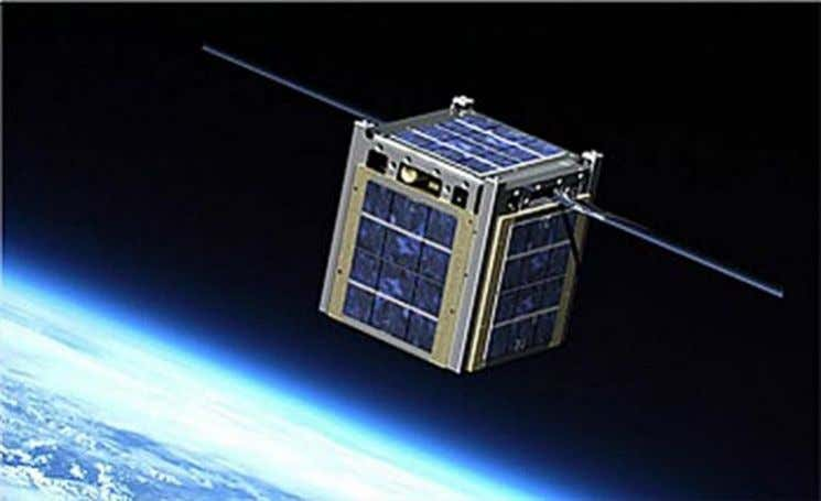April 6, the coin will be half-priced every full moon. This is a Cubesat. Team Frednet