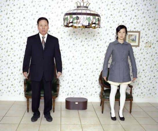 laurie Kang Canada From the series My Father and I 42 : 43