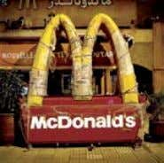 to Watch You Leave luCas oleniuK From the series Airsick guillaume simoneau Neglected McDonald's Sign,