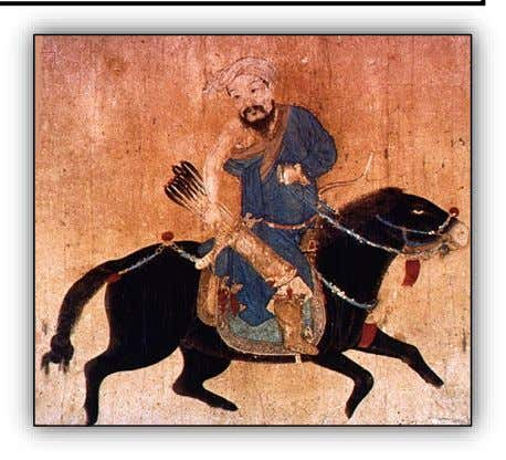 Yuan Dynasty 1279-1368 Part 1 of 2 Stations Key concepts you will learn about at this