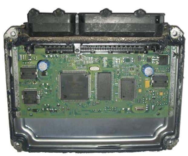 Reparacion Computadoras Automotrices PCM Motronic ME7.5.10 Bosch 30397 = Bosch CK110 = 6 channel Drivers Ignition