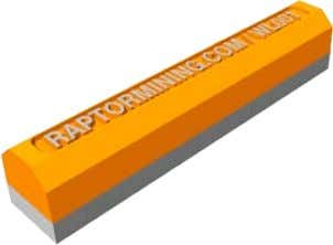 63Rc, for maximum hardness and toughness lbs kg Wear Lug height width length Universal wear part