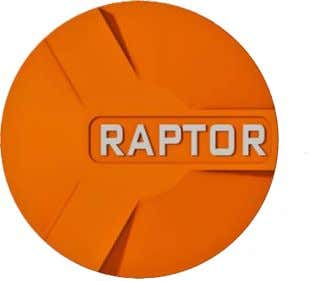 treated to 725bhn/63Rc, for maximum hardness and toughness diameter Raptor Mining Products Inc. 1.866.9raptor All