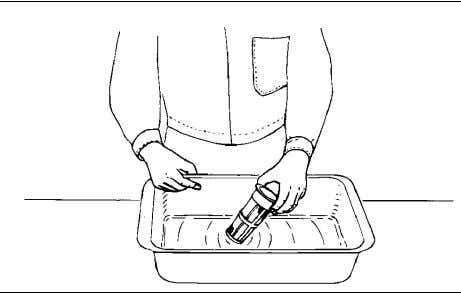 2. Inspect the cap. Replace the cap if the cap is damaged. Illustration 244 g00104239 3