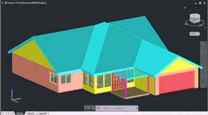 from: AccuStudio Load the model into AutoCAD and start nXt Isolate Light Fixtures Change your view,