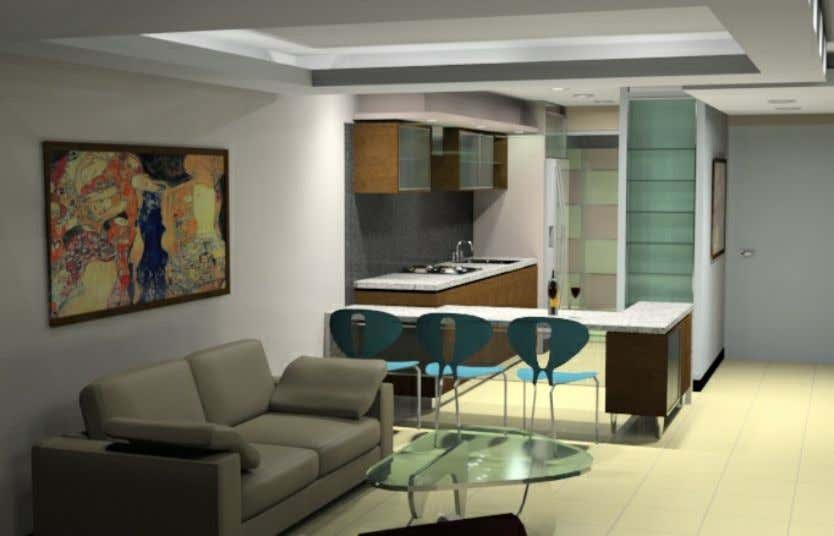 with rendering, lights and materials. Chapter 3 - The Basics Apartamento en Los Naranjos by Alejandro