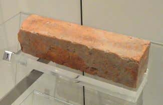 ancient city was investigated. [ 6 ] Indus Valley sites Harappan Phase Cut brick c. 2500