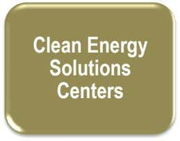 Clean Energy Solutions Centers